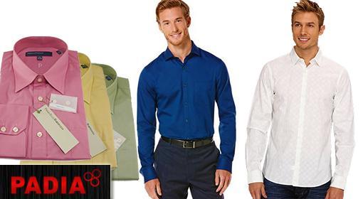 e7b4e8691 PrimaZlavy - Značkové pánske košele Perry Ellis zo 100% bavlny v 10 rôznych  farbách a rôznych veľkostiach teraz s PrimaZľavou 76%! Hodia sa k obleku  ale aj ...