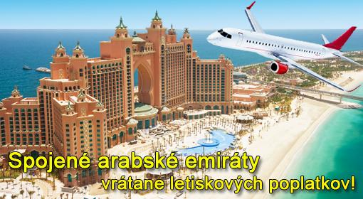 Sharjah a Dubaj letecky na ...