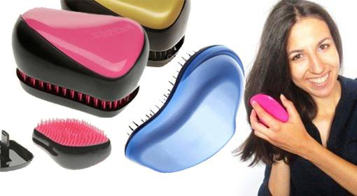 Praktická kefa na vlasy so skvelou zľavou 62% vrátane doručenia!