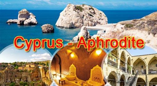 SEVERNÝ CYPRUS - OSTROV Aph...