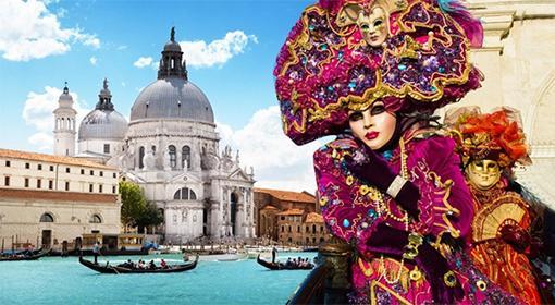 4 - dňový zájazd do Benátok...