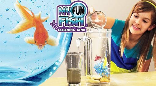 Samočistiace akvárium My Fu...