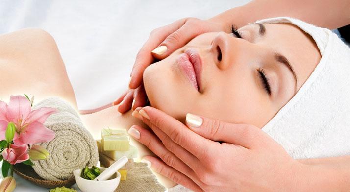 Relaxačná masáž tváre pre dámy s peelingom a maskou v novootvorenom relaxačnom salóne v centre Bratislavy!