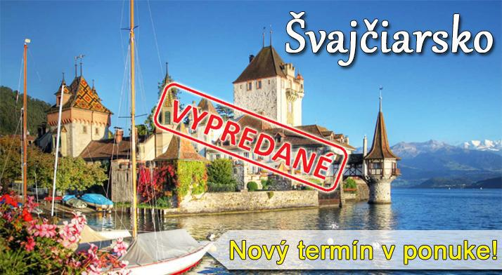 Rozprávkové Švajčiarsko a o...