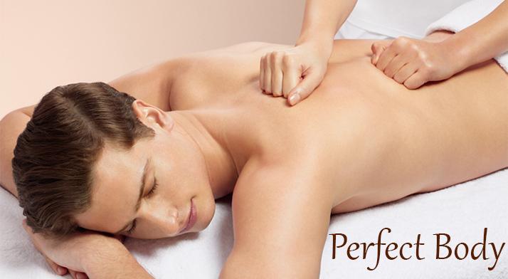 Špeciálna masáž: mäkké techniky v salóne Perfect Body.