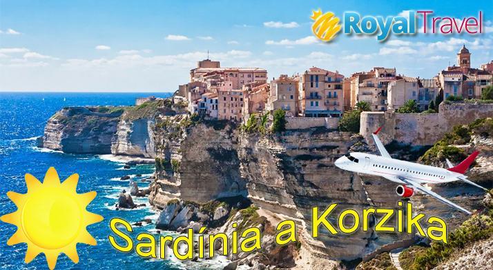 Malebná Sardínia a divoká K...