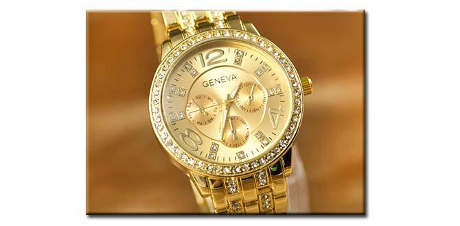 bc7f89c6fce Buďte výnimočná a potešte seba alebo obdarujte kohokoľvek nežnejšieho  pohlavia krásnymi hodinkami s možnosťou výberu z 3 farieb len za 14
