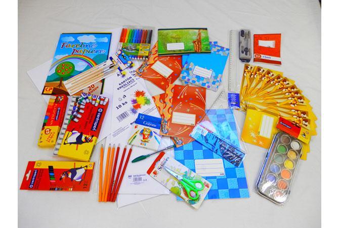 609f5275ab Sada školských potrieb pre 3. ročník základných škôl obsahuje  • Zošit A5  523 - 10 x kvalitné biele zošity vyrobené na Slovensku