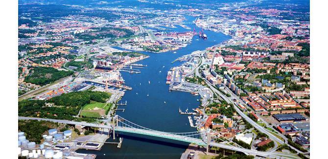 Туры в Швецию из СанктПетербурга на пароме  дешевые Тур